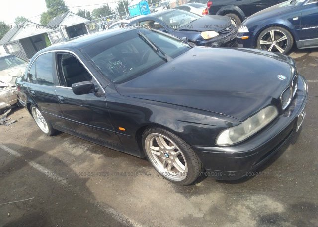Inventory #169315815 2002 BMW 525