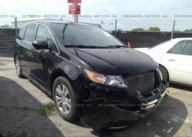 Inventory #522990900 2014 Honda ODYSSEY