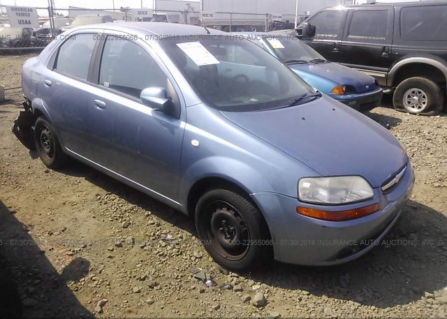 Kl1td626x4b184810 Salvage White Chevrolet Aveo At South Bend In On