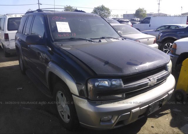 Inventory #798153040 2003 Chevrolet TRAILBLAZER