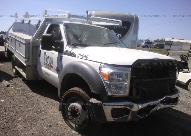 Inventory #775446585 2015 FORD F450