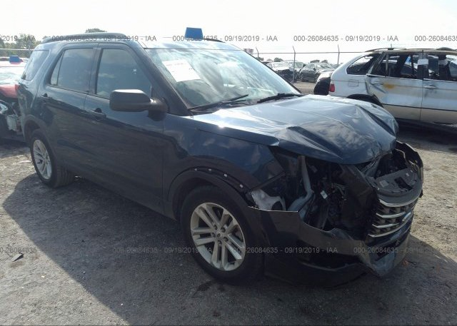 Inventory #864794008 2017 FORD EXPLORER