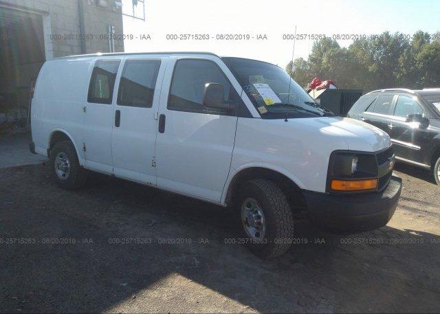 Inventory #228286303 2010 Chevrolet EXPRESS G2500