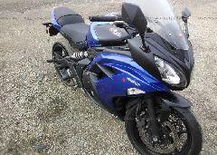 2013 Kawasaki EX650