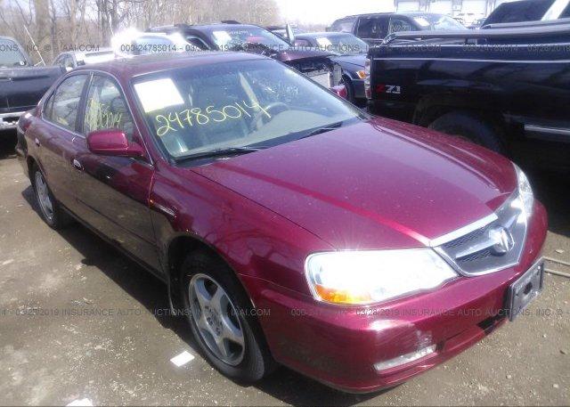 Inventory #810504937 2003 Acura 3.2TL