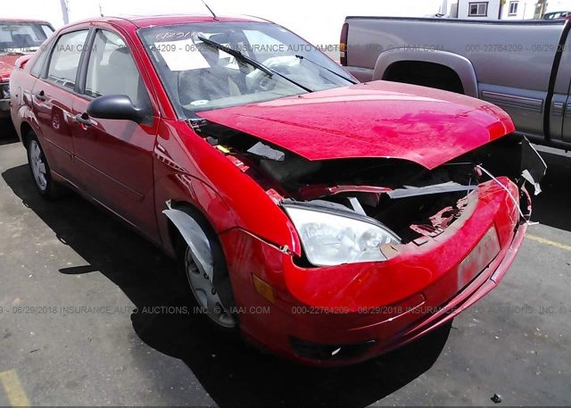 Inventory #642774661 2005 FORD FOCUS
