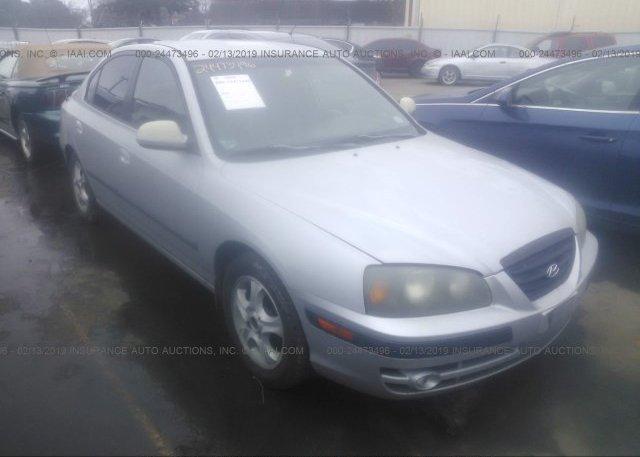 Inventory #957492000 2004 Hyundai ELANTRA