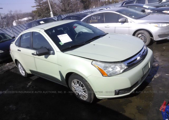 Inventory #377405645 2010 FORD FOCUS
