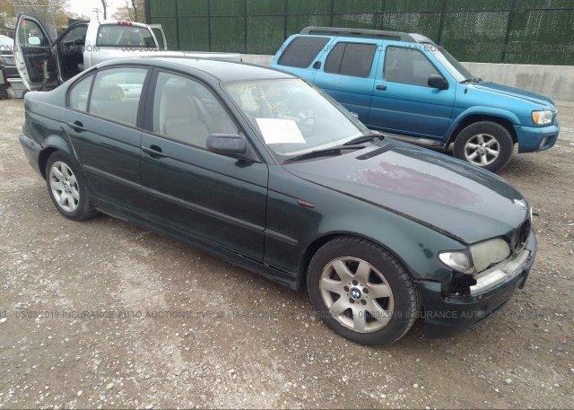 Inventory #425411340 2002 BMW 325