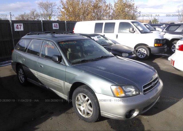 Inventory #126265250 2001 Subaru LEGACY