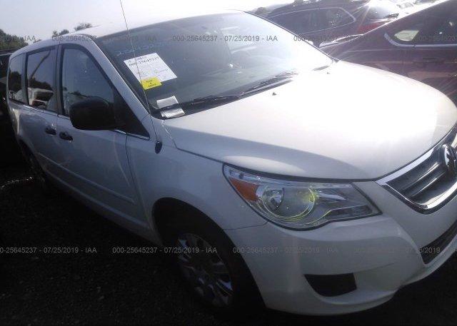 Inventory #446914671 2012 Volkswagen ROUTAN