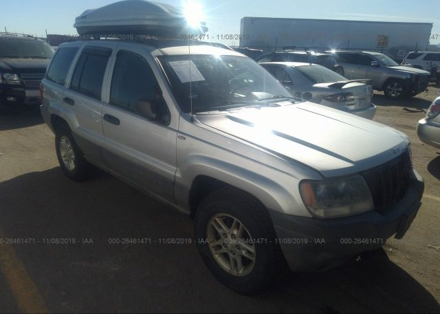 Inventory #949583296 2004 JEEP GRAND CHEROKEE