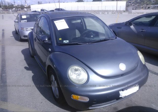Inventory #532990934 2003 Volkswagen NEW BEETLE