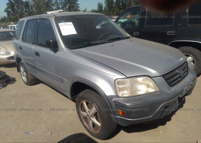 Inventory #613937425 2001 Honda CR-V