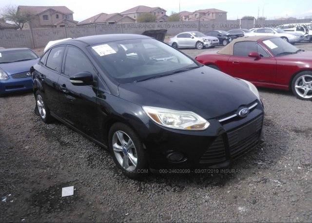 Inventory #269672435 2013 FORD FOCUS