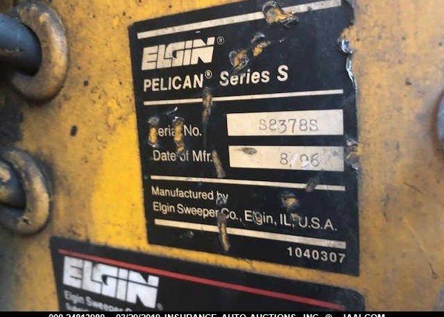 1996 ELGIN PELICAN - S8378S