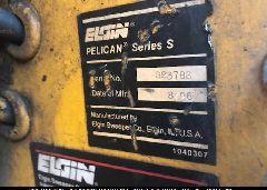1996 ELGIN PELICAN - S8378S engine view