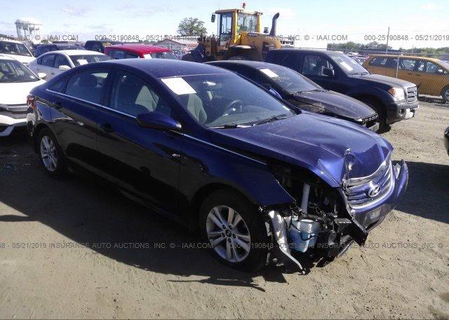 Inventory #464857663 2014 Hyundai SONATA