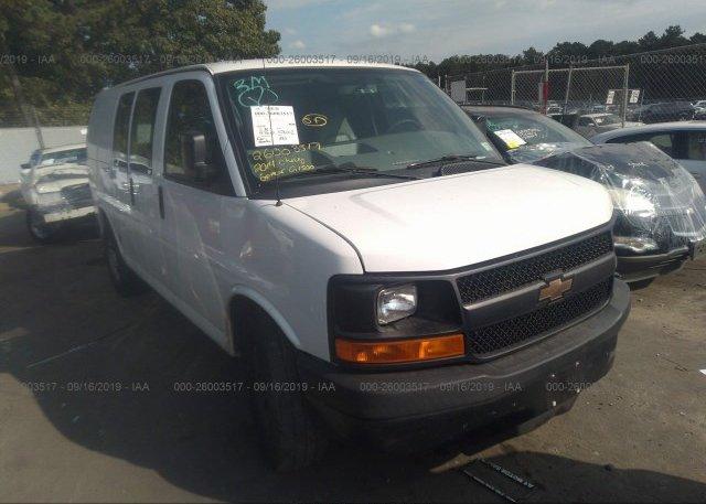 Inventory #322191025 2014 Chevrolet EXPRESS G1500