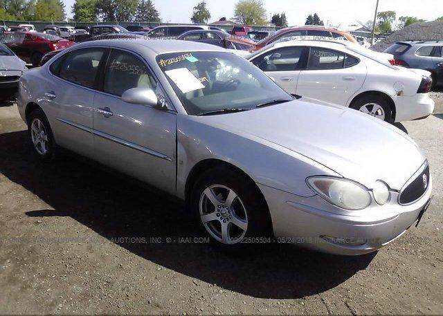 Inventory #441601336 2006 Buick LACROSSE
