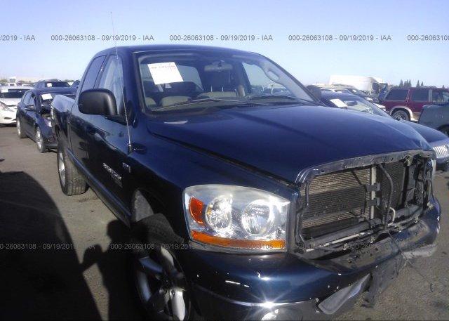 Inventory #398007127 2006 Dodge RAM 1500