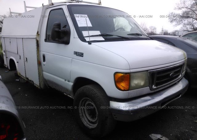 Inventory #812598655 2003 FORD ECONOLINE