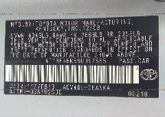 2009 Toyota CAMRY - 4T1BE46K59U397555 engine view