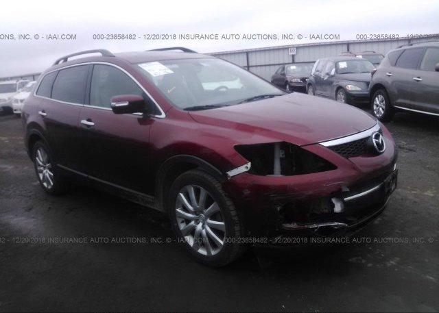 Inventory #300858442 2009 Mazda CX-9