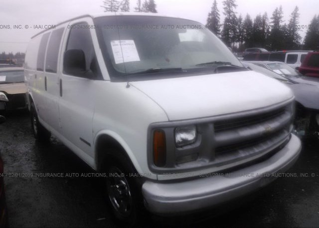 Inventory #554899093 2000 Chevrolet EXPRESS G2500