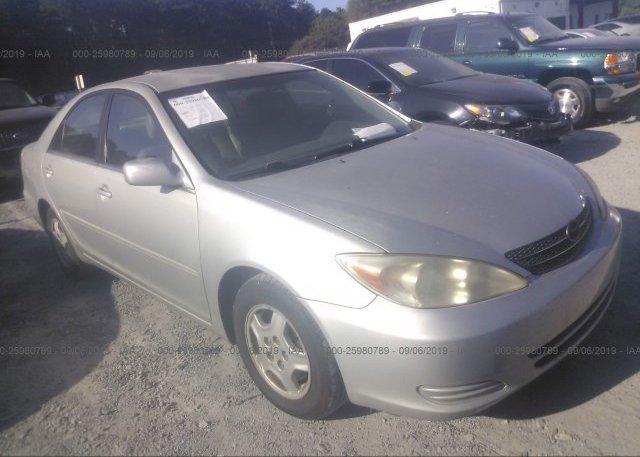 Inventory #904848734 2002 Toyota CAMRY