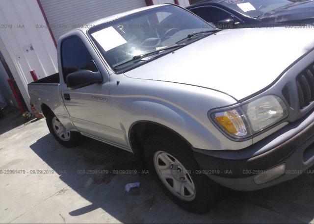 Inventory #684814984 2004 Toyota TACOMA