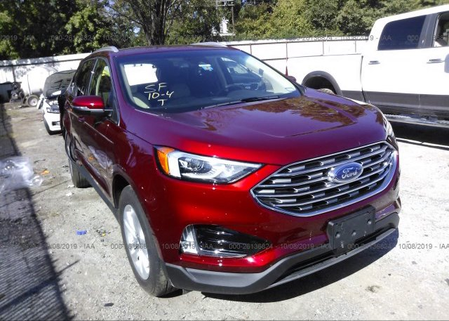 Inventory #625805110 2019 FORD EDGE