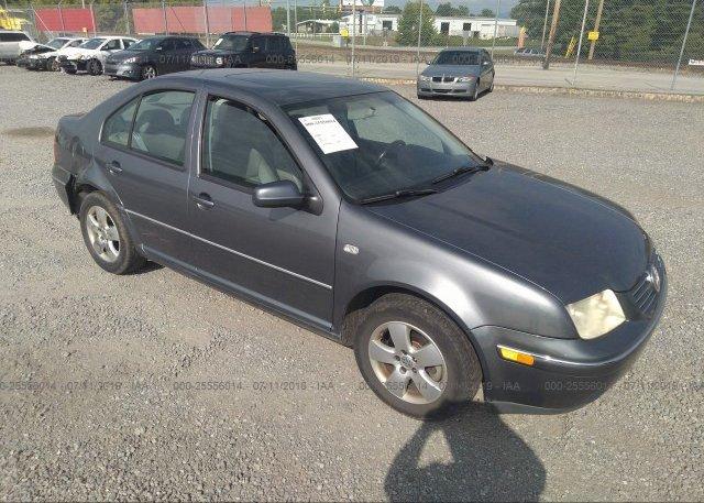 Inventory #816522144 2004 Volkswagen JETTA