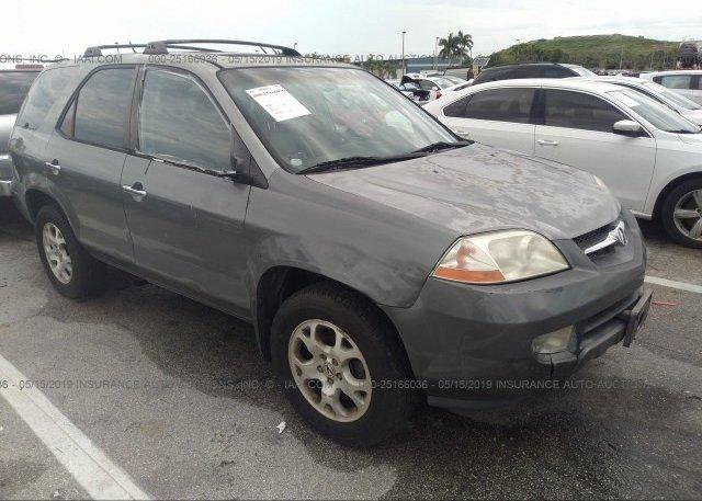 Inventory #185322839 2001 Acura MDX