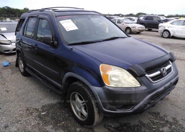 Inventory #703857813 2004 Honda CR-V