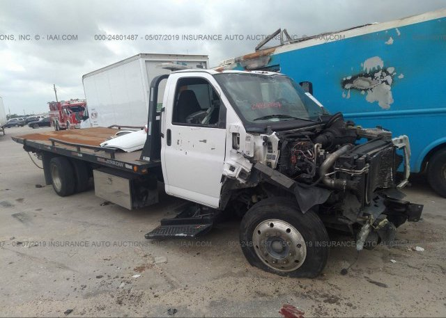 1gde5c1215f525111 Salvage Gmc C5500 At Athens Al On Online Auction