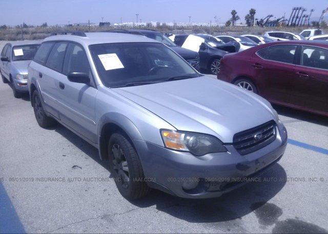 Inventory #477868579 2005 Subaru LEGACY
