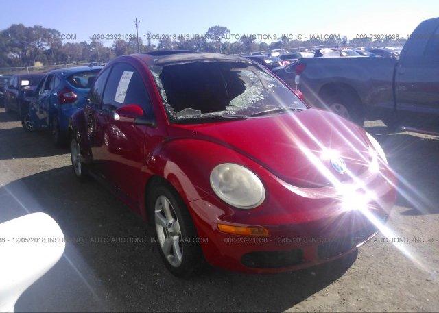 Inventory #329623388 2008 Volkswagen NEW BEETLE