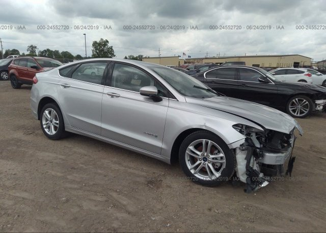 Inventory #337481623 2018 FORD FUSION