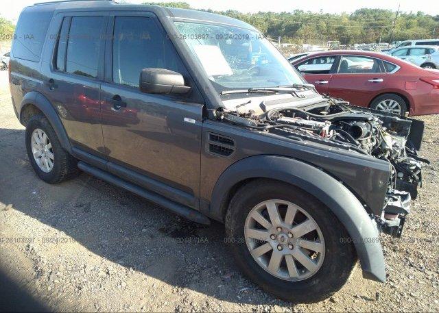 Inventory #926561989 2006 Land Rover LR3