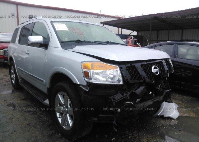 Inventory #829639585 2013 Nissan ARMADA