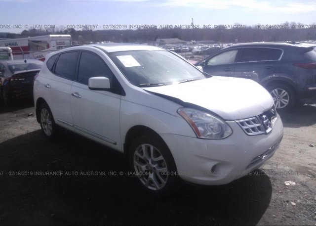 Inventory #897685813 2011 Nissan ROGUE