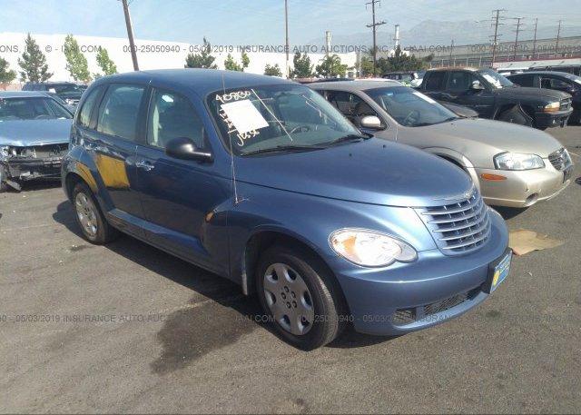 Inventory #717728250 2007 Chrysler PT CRUISER