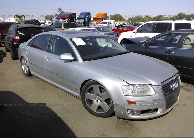 WAUMLEN Clear Silver Audi A At OGDEN UT On Online - 2006 audi a8