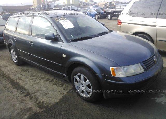 Inventory #164366840 2000 Volkswagen PASSAT