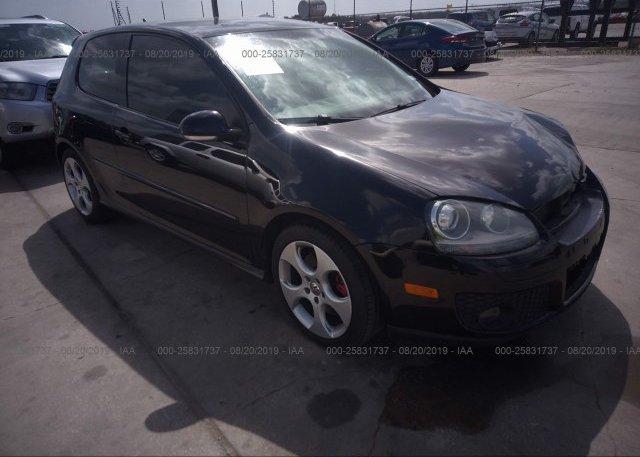 Inventory #744050096 2009 Volkswagen GTI