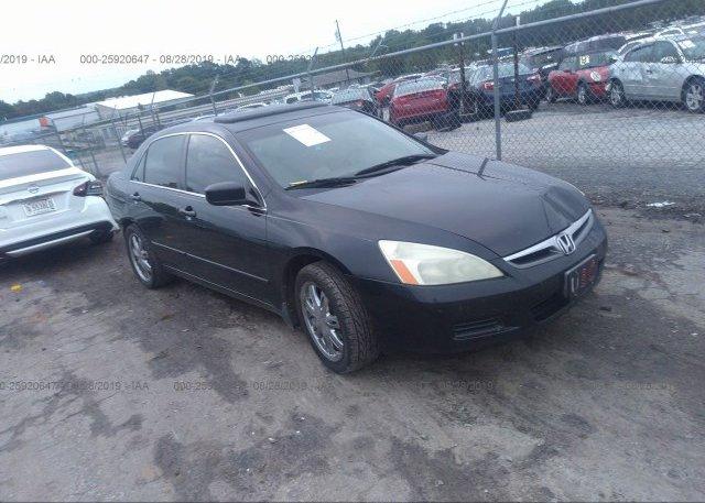 Inventory #842503236 2006 Honda ACCORD