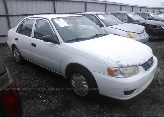 Inventory #775365302 2001 Toyota COROLLA