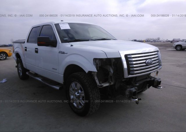 Inventory #371383222 2012 FORD F150