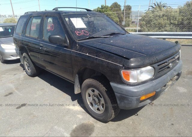 Inventory #555273375 1997 Nissan PATHFINDER